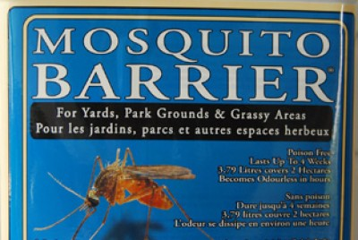 MOSQUITO BARRIER - ANTI MOUSTIQUES 3.79 litres